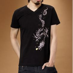 Bolt Concepts - Chinese Dragon T-shirt