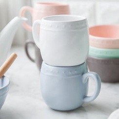 Modern Wife - 纯色咖啡杯