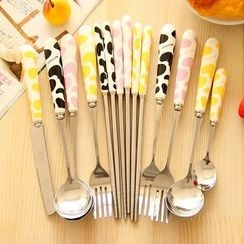 Good Living - Printed Cutlery