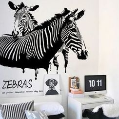 LESIGN - Zebra Wall Sticker