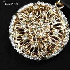 Luonan - 水鑽領帶