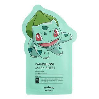 Tony Moly - Pokemon Isanghessi Mask Sheet (Pore) 1pc