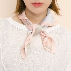 Heynew - Color Block Square Scarf