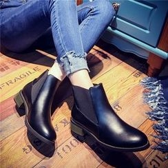 Zandy Shoes - Chelsea Ankle Boots