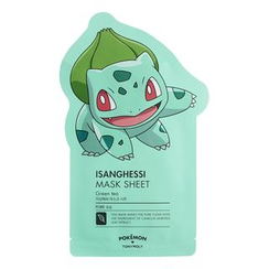 Tony Moly 魔法森林家園 - Pokemon Isanghessi Mask Sheet (Pore) 1pc