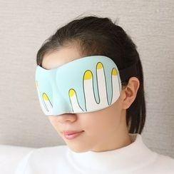 Lazy Corner - Set: Eye Mask + Sleeping Ear Plugs