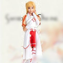Comic Closet - Sword Art Online Yuki Asuna Cosplay Costume