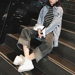 Nicki Studio - Wide-Leg Jeans