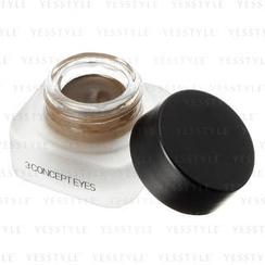 3 CONCEPT EYES - Gel Eye Liner (Brown)