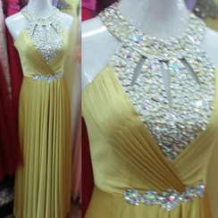 Bridal Workshop - 缀饰A字晚礼服