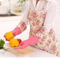 Home Simply - Floral Apron