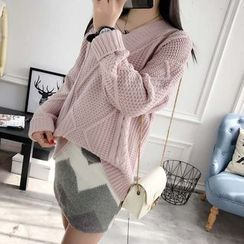 Angel Love - V-Neck Sweater