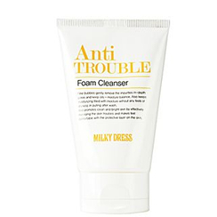 MILKYDRESS - Anti-Trouble Foam Cleanser 100ml