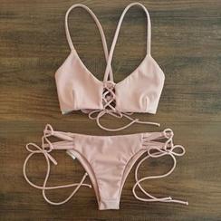 Rivergirl - Lace Front Bikini