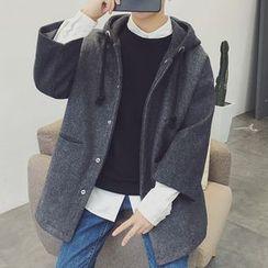 Basique - Hooded Coat