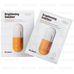 Dr. Jart+ - Brightening Solution Ultra-Fine Microfiber Sheet Mask