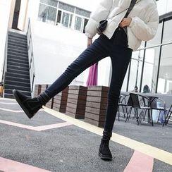 CERA - Fleece Lined Skinny Jeans