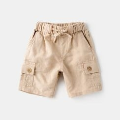 Kido - Kids Plain Shorts