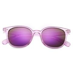 OJOS - Clear Frame Sunglasses