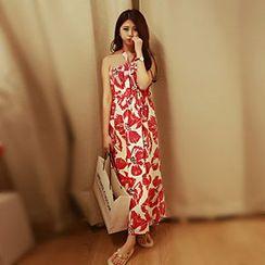 Romantica - Floral Maxi Dress