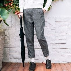 Rainie - Houndstooth Dress Pants