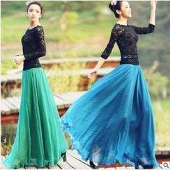 Amella - Maxi Skirt