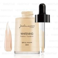 Jealousness - Whitening Essence Foundation SPA 15 PA+++ (#F03)