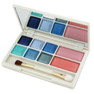 Cameleon - MakeUp Kit 258-01: (6x Eyeshadow, 2x Blusher, 1x Applicator)