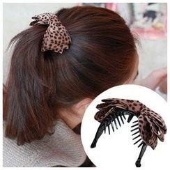 Jemai - Bow Hair Claw