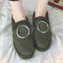 南在南方 - 毛里乐福鞋
