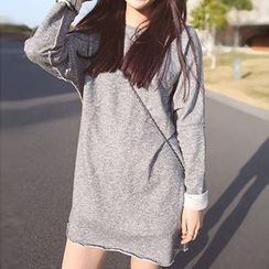 Meimei - Fray Pullover Dress