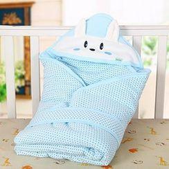 华娟 - 小童小兔毛毯