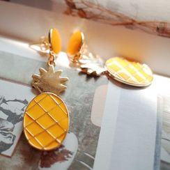Cherryville - Pineapple Dangle Earrings