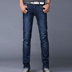 Riverland - Straight-Cut Jeans