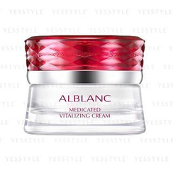 Sofina - Alblanc Medicated Vitalizing Cream