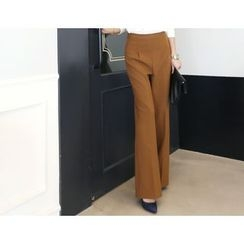 DANI LOVE - High-Waist Wide-Leg Dress Pants