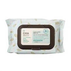 The Face Shop - Chia Seed Fresh Cleansing Wipes