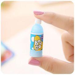 可爱屋 - 水瓶形状擦胶