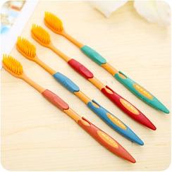 Homy Bazaar - 四枝装牙刷