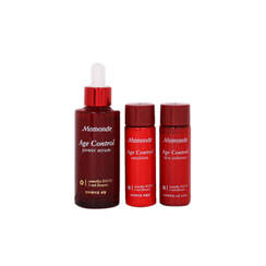 Mamonde - Age Control Power Serum Special Set: Serum 40ml + Emulsion 25ml + Skin Softener 25ml