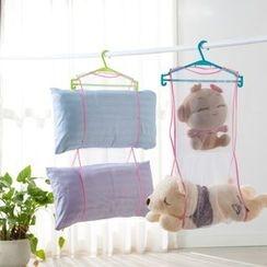 Yulu - 枕頭曬網
