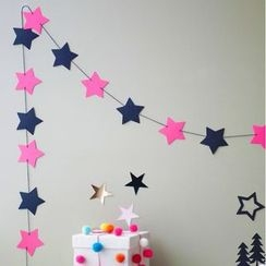 OH.LEELY - Star Decorative Bunting