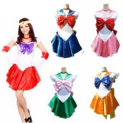 Whitsy - Sailor Moon Cosplay Costume