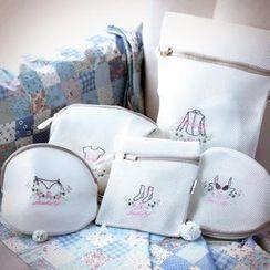 La Vie - 洗衣機專用繡花防變形網袋