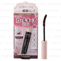 Canmake - Flaring Curl Mascara (#01)