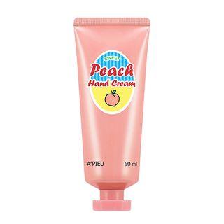 A'PIEU - Peach Hand Cream 60ml