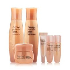 ENPRANI - Daysys Nutri System Set: Skin Toner 200ml + Emulsion 200ml + Skin Toner 30ml + Emulsion 30ml + Serum 10ml