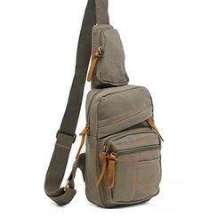 AUGUR - Canvas Sling Bag