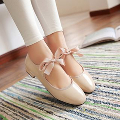 JY Shoes - Bow Flats