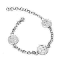 Kamsmak - Button Bracelet